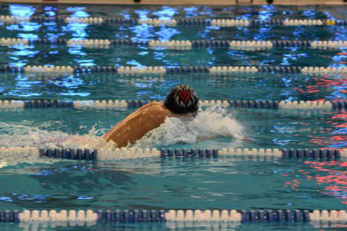 Michael Burris Heritage Swimming