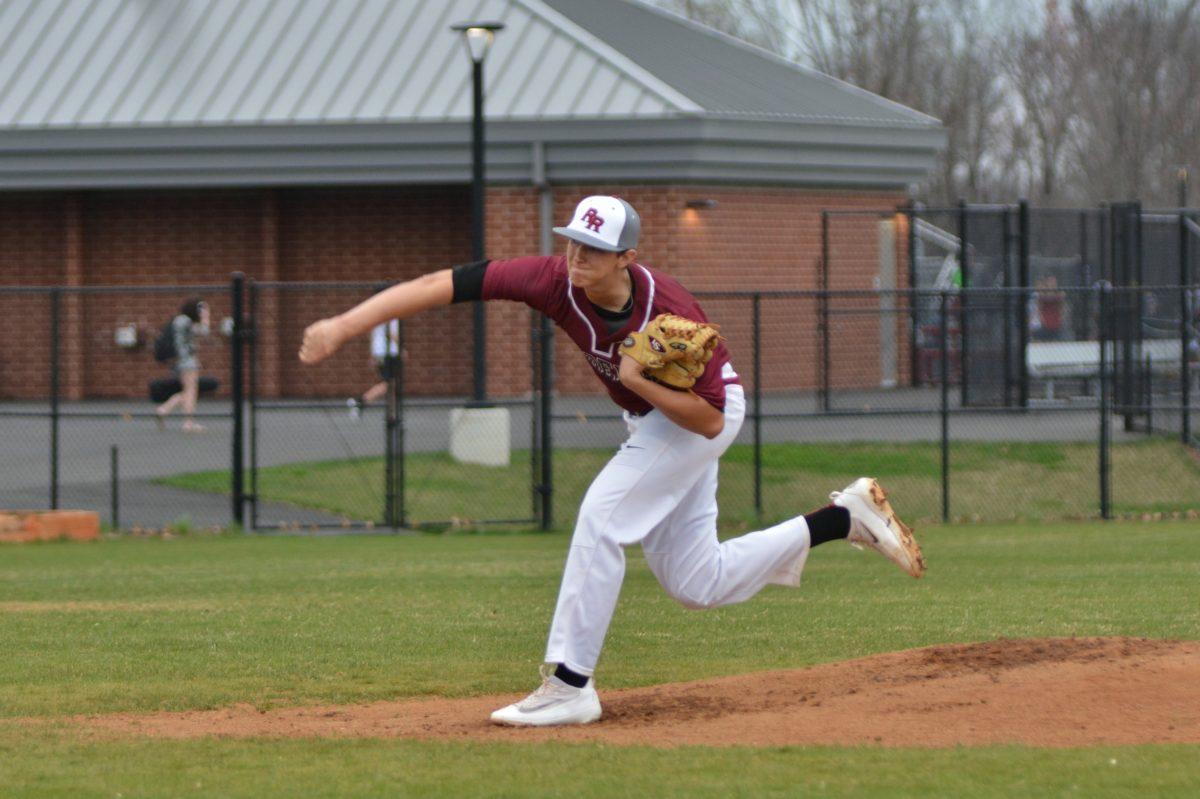 Nick Stewart Rock Ridge Baseball