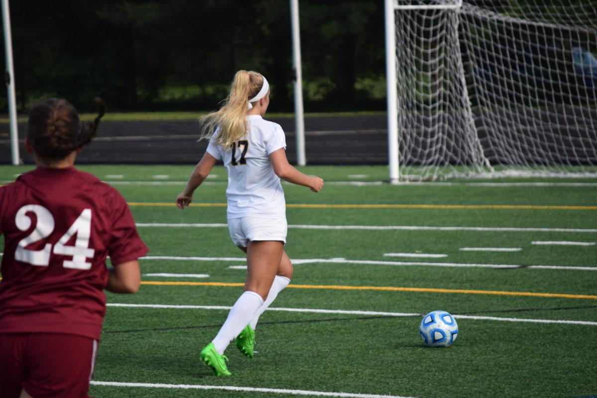 Allyson Brown Loudoun County Soccer