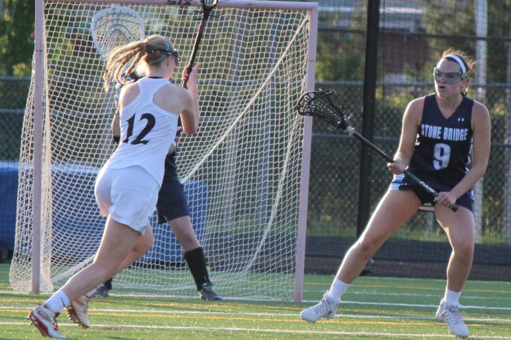 Tori Birks Potomac Falls Lacrosse