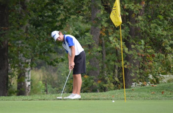 Michael Brennan Tuscarora Golf