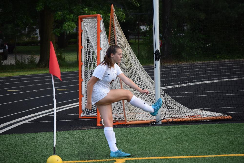 Sabrina Gillis Loudoun County Soccer