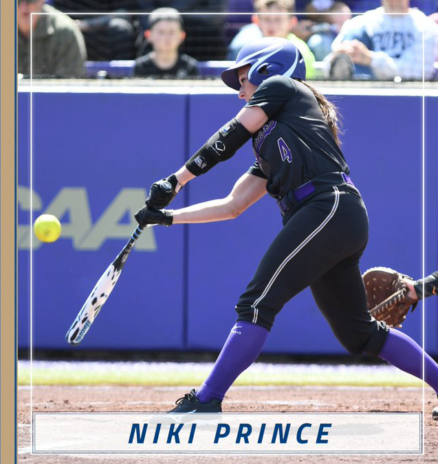 Niki Prince Stone Bridge Softball