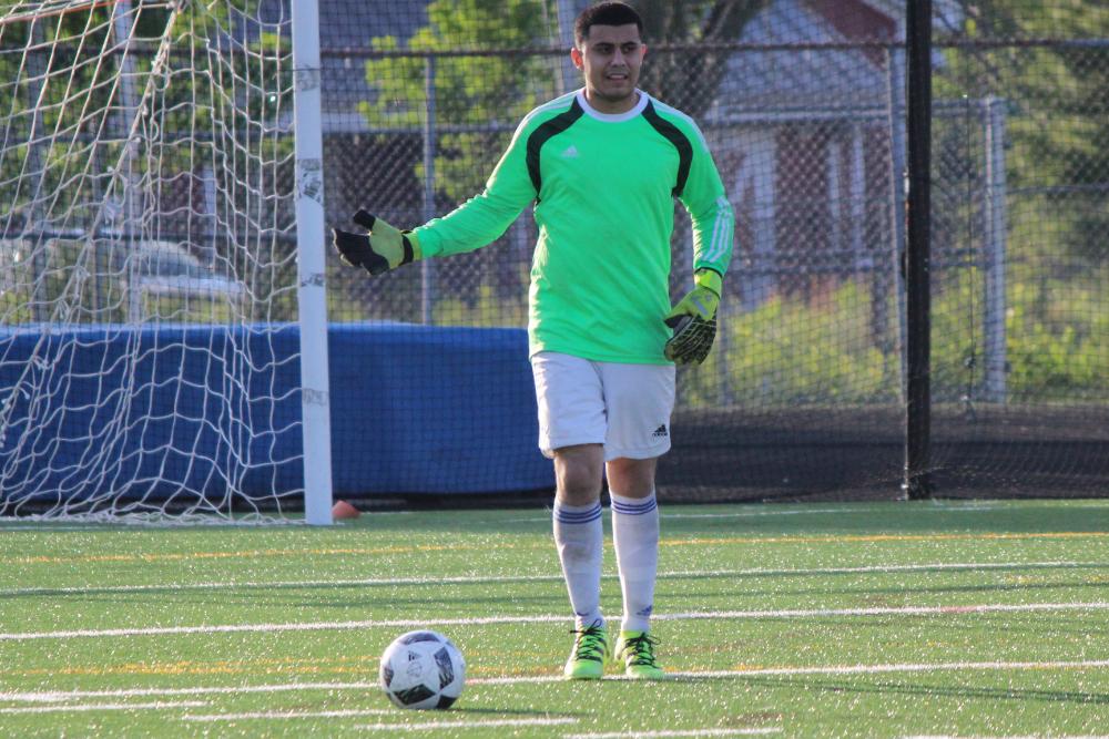 Erick Aviles Park View Soccer