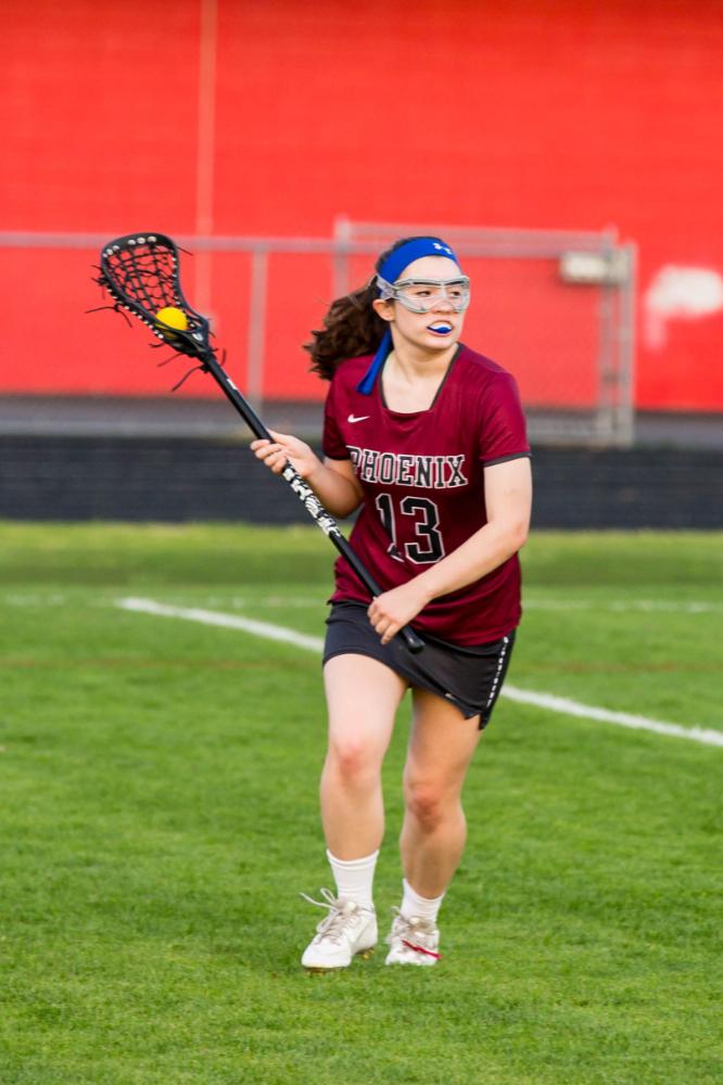 Julia Vaughn Rock Ridge Lacrosse