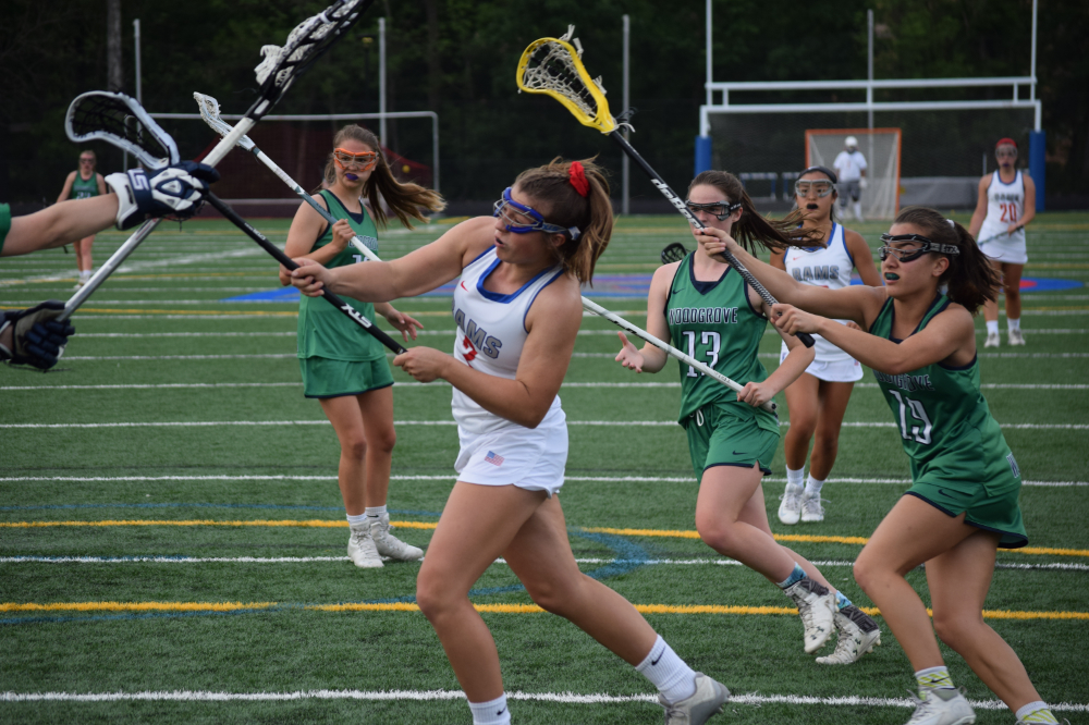 Kendra Keyser Riverside Lacrosse