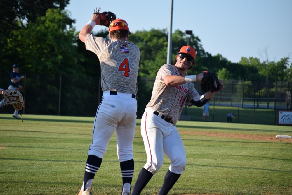 Michael Ludowig Briar Woods Baseball