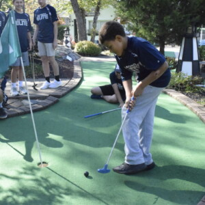 JCFM Scholarship Mini Golf Tournament