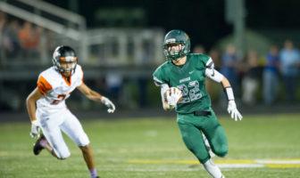 Jake Huerbin Loudoun Valley Football