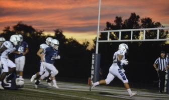 Josh Lawyer Stone Bridge Football
