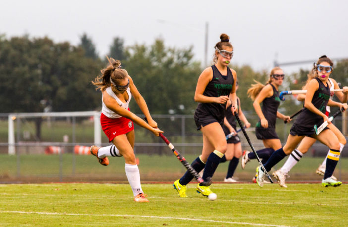 Josie Rossbach Heritage Field Hockey