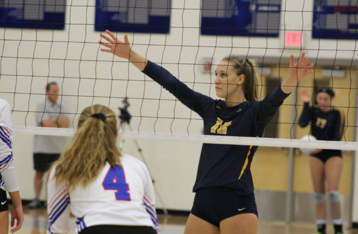 Megan Bukala Loudoun County Volleyball