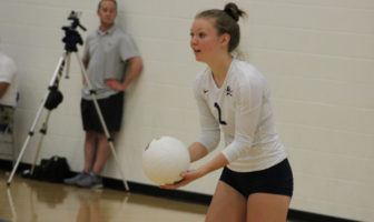 Rebecca Frey Loudoun County Volleyball