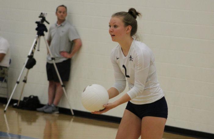 Rebecca Frey Loudoun County Volleyball