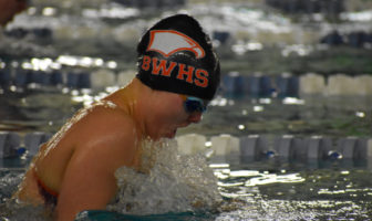 Bethany Gatlin Briar Woods Swimming
