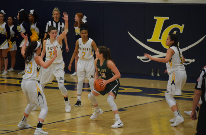 Haley Pasqualone Loudoun Valley Girls Basketball