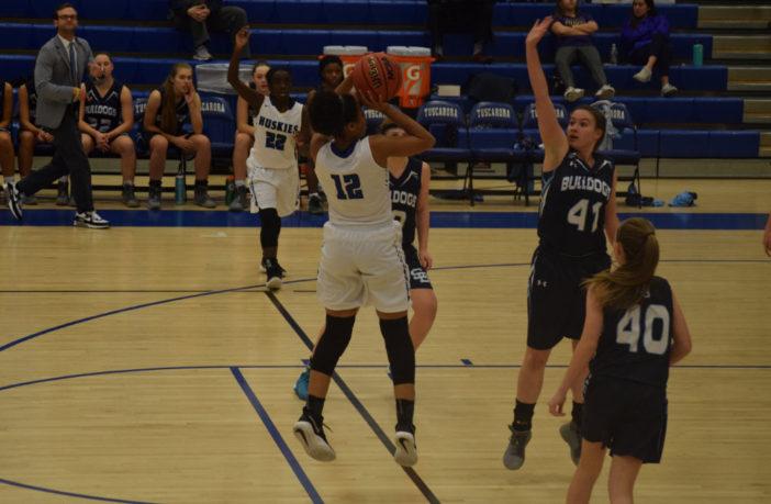 Kennedy Middleton Tuscarora Basketball