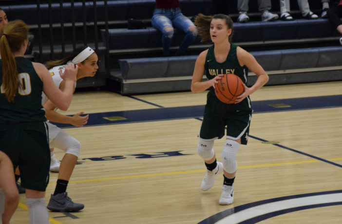 Olivia Badura Loudoun Valley Girls Basketball