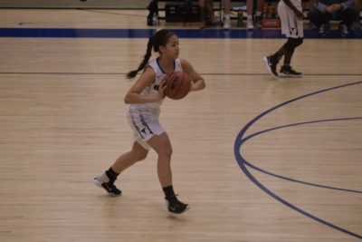 Rosi Santos Tuscarora Basketball
