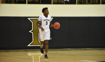 Zyan Collins Freedom Basketball