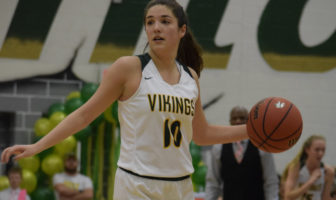 Haley Pasqualone Loudoun Valley Basketball