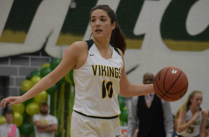 Haley Pasqualone Loudoun Valley Basketball