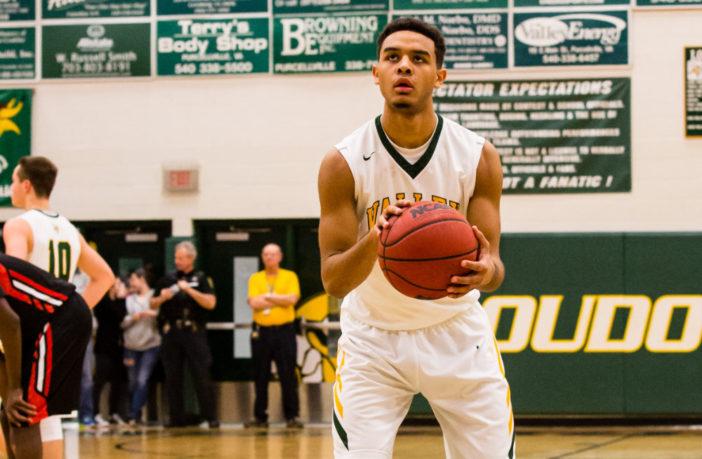 Jalen Williams Loudoun Valley Basketball