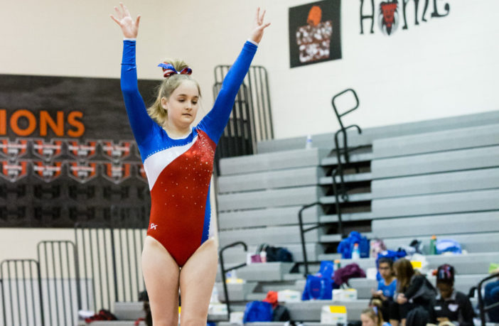 Kelly Herrington Park View Gymnastics