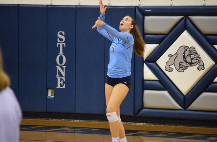 Noelle Foster Stone Bridge Volleyball