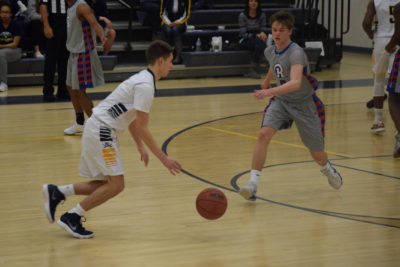 Pierce Brenner Loudoun County Basketball