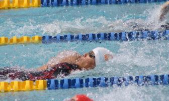 Janika Perezous Potomac Falls Swimming