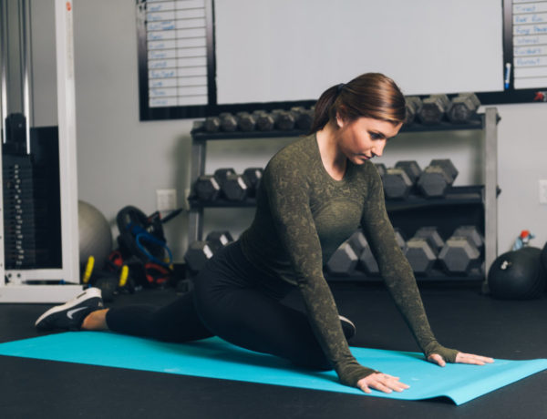 Wellness Wednesday: Low Back Pain & Core Strength