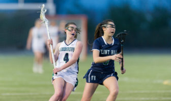Caroline Earnshaw Woodgrove Lacrosse