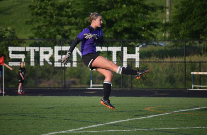 Jessica Touve Potomac Falls Soccer