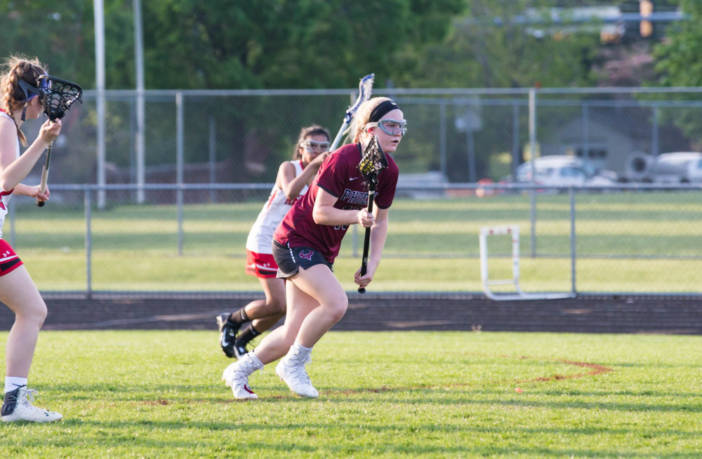 Julia Horner Rock Ridge Lacrosse