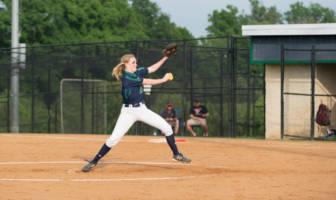 Camryn Dolby Woodgrove Softball