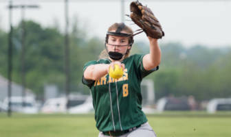 Tressa Kagarize Loudoun Valley Softball