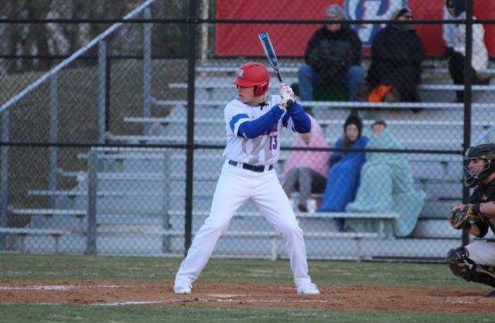 Tyler Casagrande Riverside Baseball