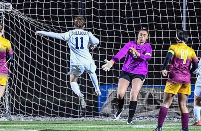 Alyssa White Stone Bridge Soccer