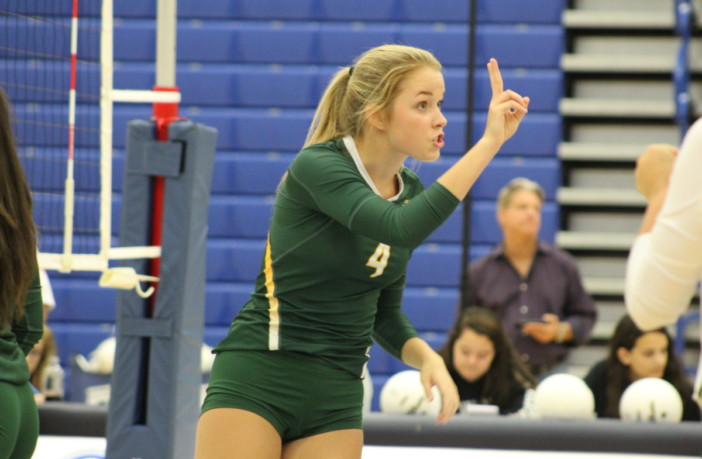 Danielle Conover Loudoun Valley Volleyball