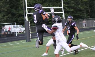 Jalen Coker Potomac Falls Football