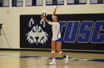 Sian Seeger Tuscarora Volleyball