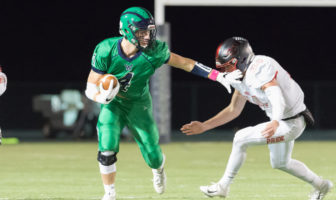 Ben Castellano Woodgrove Football