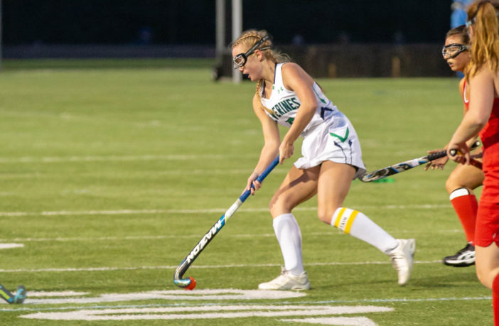 Jensen Bury Woodgrove Field Hockey