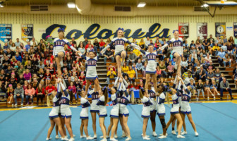 Riverside Cheer