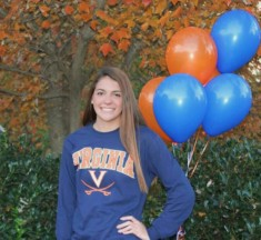 Girls Swimming: Briar Woods All-American Abby Harter Commits to DI Virginia