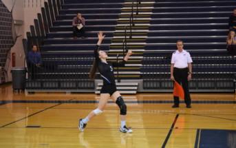 Ashton Dunnigan Tuscarora Volleyball