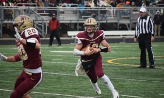 Mitch Griffis Broad Run Football