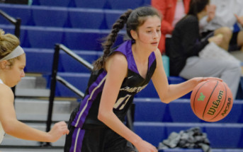 Natalie Brennan Potomac Falls Basketball