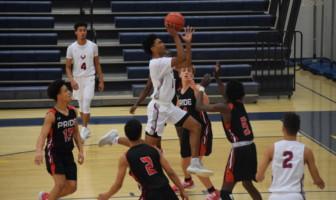 Andrew Sanderson Rock Ridge Basketball